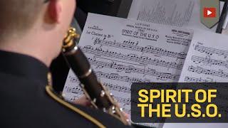 Spirit of the U.S.O.