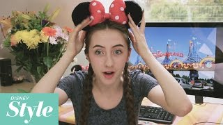Prep For A Day At The Parks | Disney Style