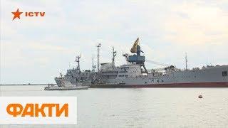 Береговые войска с артиллерией: какой будет база ВМС в Бердянске