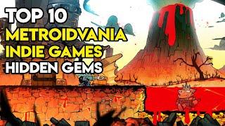 Top 10 Metroidvania Indie Games - Hidden Gems (Part 4)