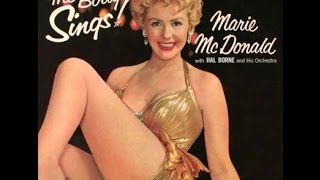 Marie Mcdonald - How Deep Is The Ocean
