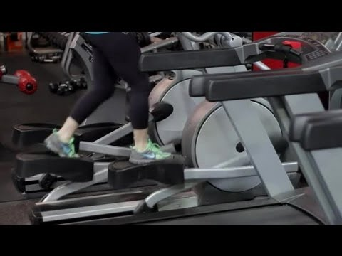 Is the Elliptical as Good as Running? : Building Muscles & Getting Fit