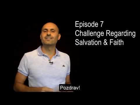 Imad Avde: Izazov u vezi vere i spasenja