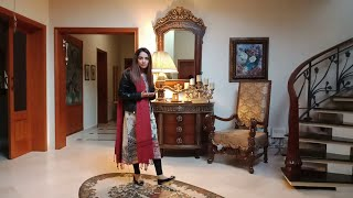 BEAUTIFUL 1 KANAL HOUSE INTERIOR DESIGN WITH BASEMENT PAKISTAN | ARCHITECTURE & INTERIOR DESIGNING