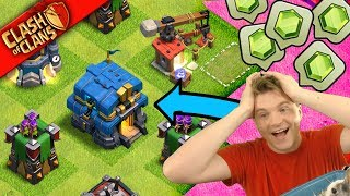 ***OMG WE GOT TH12!!!*** ▶️ Clash of Clans ◀️ SPENDING $$$ ON MY FAVORITE NEW STUFF - dooclip.me