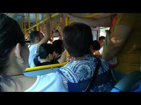 Не хотят платить за проезд. Автобус 32 самый плохой в городе Алматы