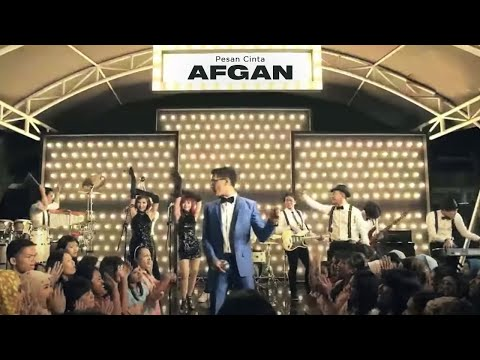Afgan - Pesan Cinta - Trinity Optima Production