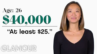 Women of Different Salaries: How Much Do You Save a Month? | Glamour