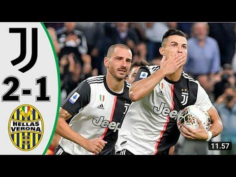 Juventus VS Verona | 2-1 | Highlight and All Goal
