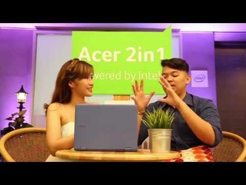 NBS Preview : Acer Aspire R11 โน้ตบุ๊คจอพับได้ 360 องศา 13,900 บาท