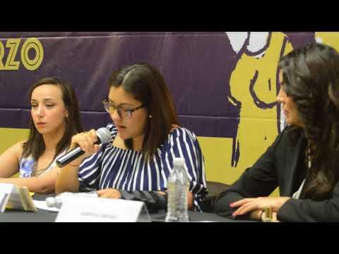 Alfa González, candidata a la alcaldía de Tlalpan