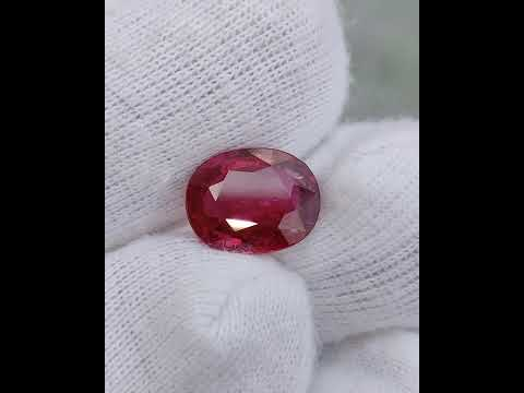 Ruby - 3.96 Carat