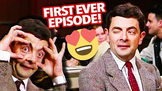 FIRST EVER Bean | Mr Bean Full Episodes | Mr Bean Official