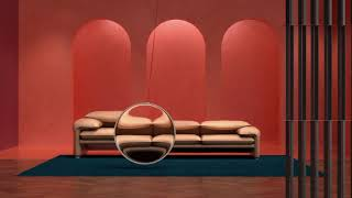 New Furniture Collection 2018_Maralunga 40 Maxi