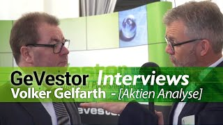 Value-Experte Volker Gelfarth: