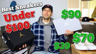 TOP 5 AFFORDABLE SNEAKERS IN 2020! COMFORTABLE & STYLISH SHOES UNDER $100