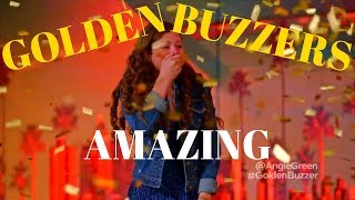 """Top 7 MOST AMAZING """"GOLDEN BUZZERS"""" AUDITIONS EVER ON America"""