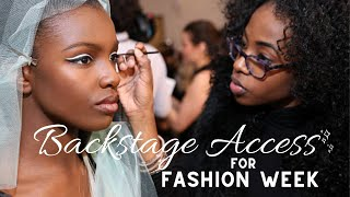 SO YOU WANT TO DO MAKEUP FOR FASHION WEEK?