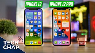 My Apple iPhone 12 & Apple iPhone 12 Pro First Impressions!