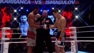 Rogerio Karranca vs Damir Ismagulov, M-1 Challenge 85