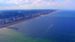 Virginia Beach, VA DJI Inspire 1 Pro Drone 8/21/2016