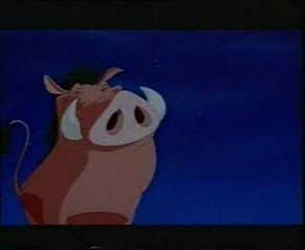 Timon & Pumba - Stand By Me
