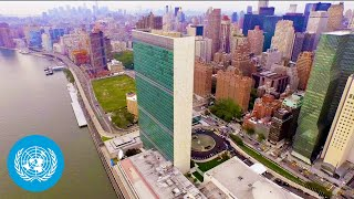 #VisitUN: How to Visit Us Virtually - Tour of the United Nations