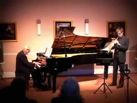 Jazz Sonata for Soprano Sax and Piano II