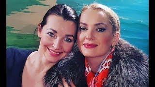 Подруга Порошиной, актриса Наталья Антонова совсем скоро станет мамой в четвертый раз
