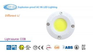 【Video】Different light source (COB DOB SMD) and retrofit mounting adaptor option