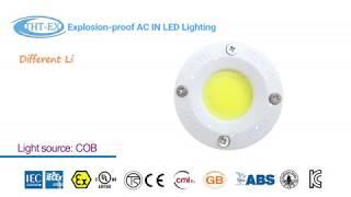 【影片】久鑫提供不同燈源(COB DOB SMD) 與各式接蓋選擇