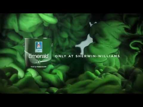 Sherwin-Williams Commercial for Sherwin-Williams Emerald (2015) (Television Commercial)