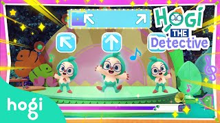 Baby Shark Dance Music Box DDR Ver. | Hogi, THE Detective | Play with Hogi