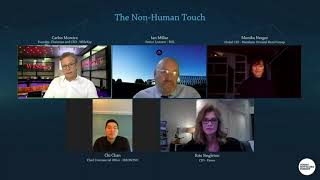 The Non Human Touch -YHS 2021- Carlos Moreira introduction