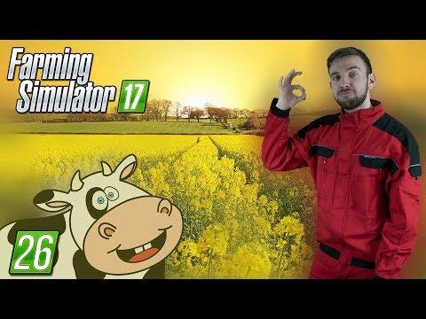 JARO JE TADY! | Farming Simulator 17 #26