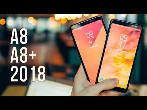 First look - Samsung Galaxy A8 & A8+ 2018 (Română)