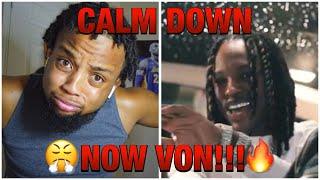 """VON GOT NO REMORSE! King Von Ft Lil Durk - """"All These N**gas"""" (Music Video) [REACTION]"""