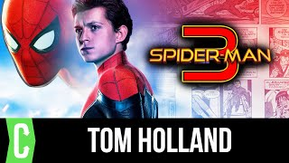 Tom Holland Talks 'Spider-Man 3' Script: an Element of Figuring It Out as We Go (Exclusive) by Collider