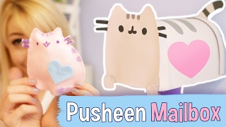 Valentine's Day - Pusheen Mailbox