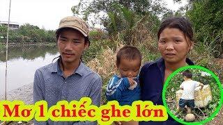 Tập 2 | Theo chân người mẹ 22 tuổi dẫn đàn con thơ đi nhặt ve chai trên sông Sài Gòn - Guufood