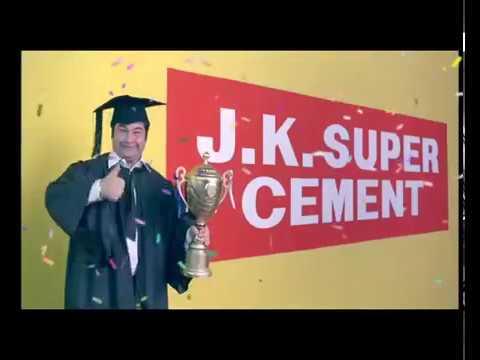 JK Super Cement (Minimum 700 Bags)