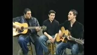 """That's My Son"" by Anthony Melillo with brothers, Joseph and Nick, on Alive with Clive"
