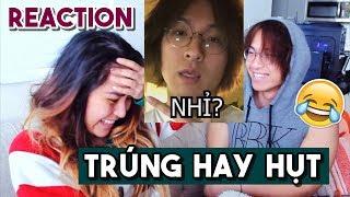 TràMie xem TRÚNG HAY HỤT • Vlogmas Day 7-9