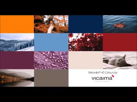 3. Vicaima   Dekordor HD Colours
