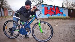 Электровелосипед 15 киловатт - МОД динамики