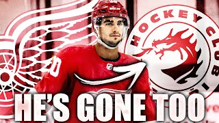 Red Wings News & Rumours: JOE VELENO IS OUT TOO (Also Going To Europe) Detroit Prospects Update 2020