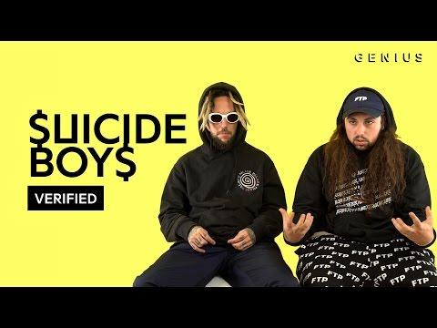 "$UICIDEBOY$ ""Paris"" Official Lyrics & Meaning | Verified"