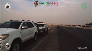 Video: 4 Sebab Utama Kecelakaan di Jalan Raya Saudi