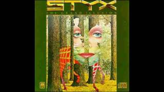 Styx - Man In The Wilderness