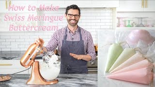 how can i make white buttercream icing